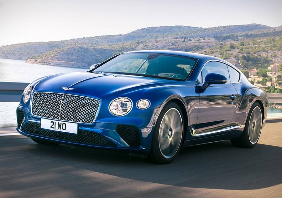 2019 Bentley Continental GT (7)