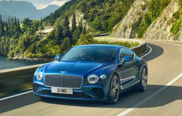 2019 Bentley Continental GT (5)