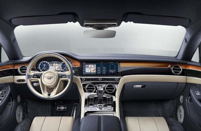 2019 Bentley Continental GT (4)