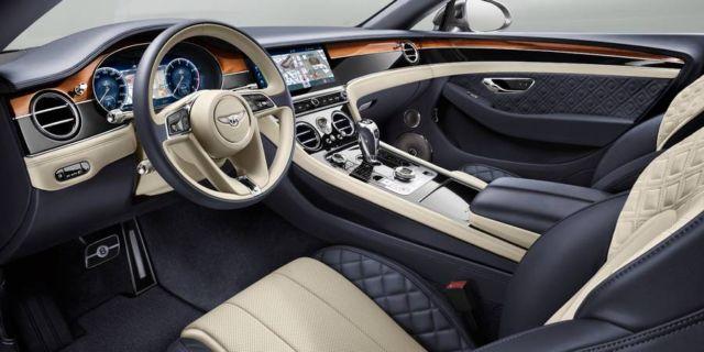 2019 Bentley Continental GT (3)