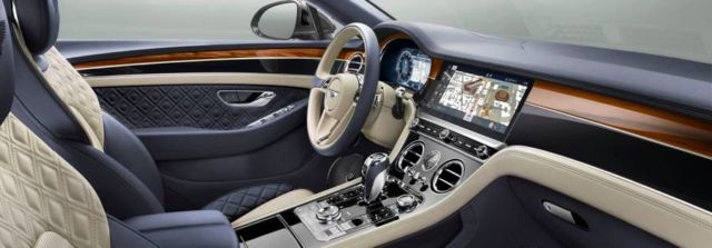 2019 Bentley Continental GT (2)