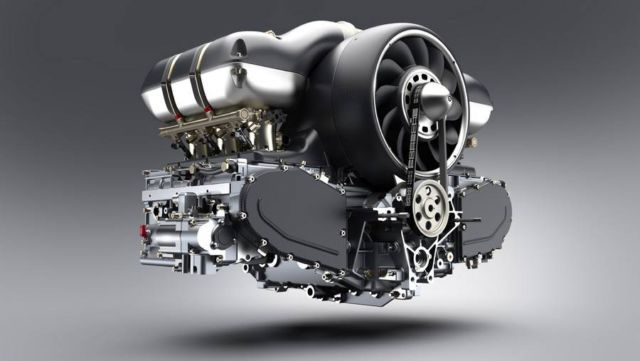 Porsche 911 engine by Singer and Williams (6)
