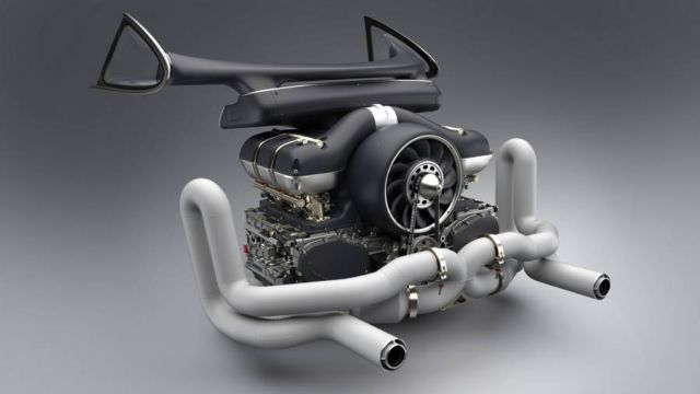 Porsche 911 engine by Singer and Williams (3)