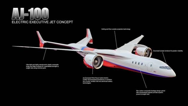 AJet -100 electric concept (9)