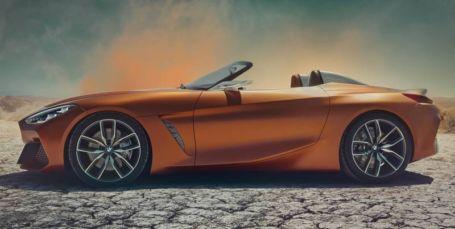 BMW Concept Z4 convertible (2)