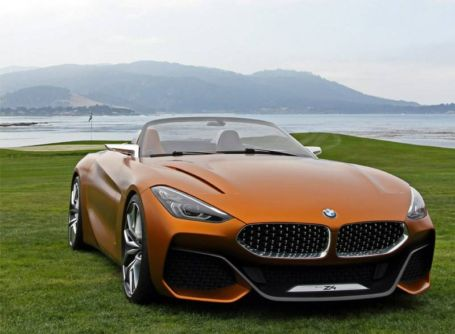 BMW Concept Z4 convertible (6)