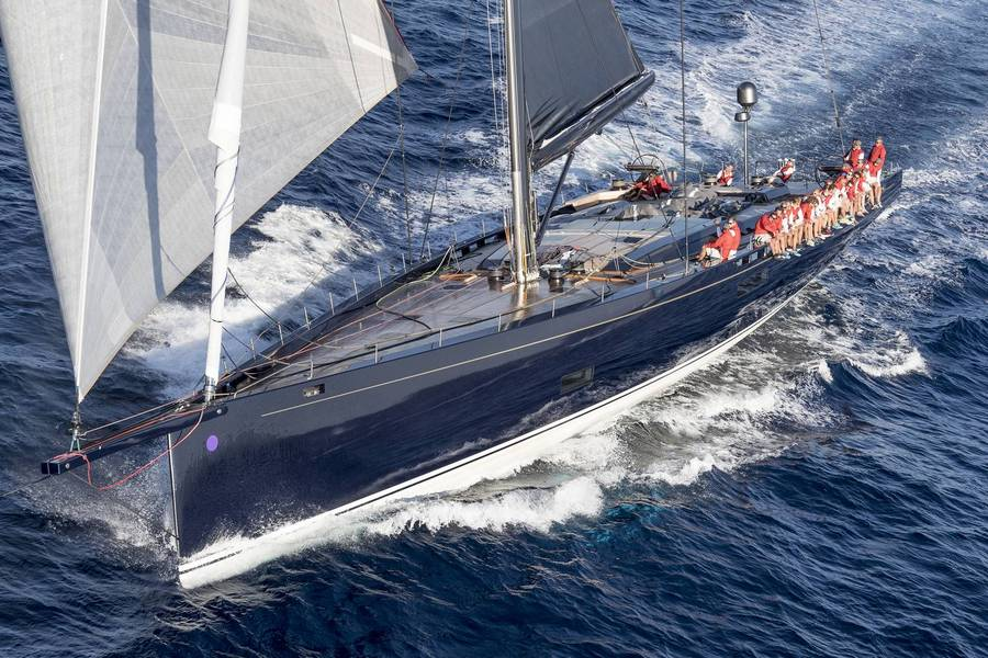 Baltic 130 My Song sailing yacht (12)