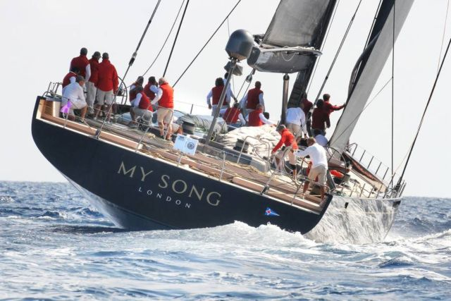 Baltic 130 My Song sailing yacht (11)