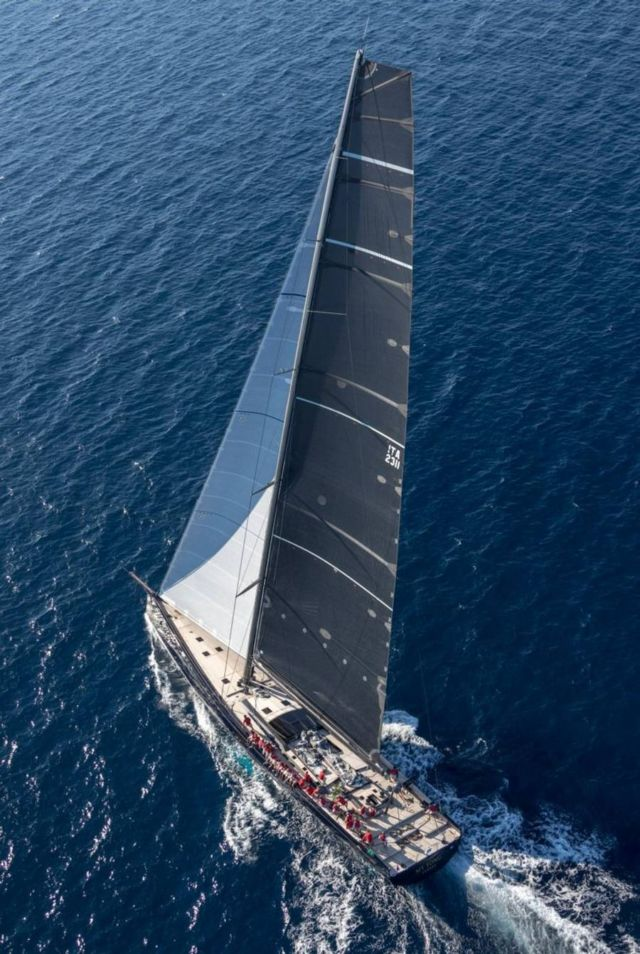 Baltic 130 My Song sailing yacht (10)