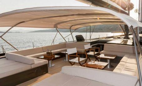 Baltic 130 My Song sailing yacht (6)