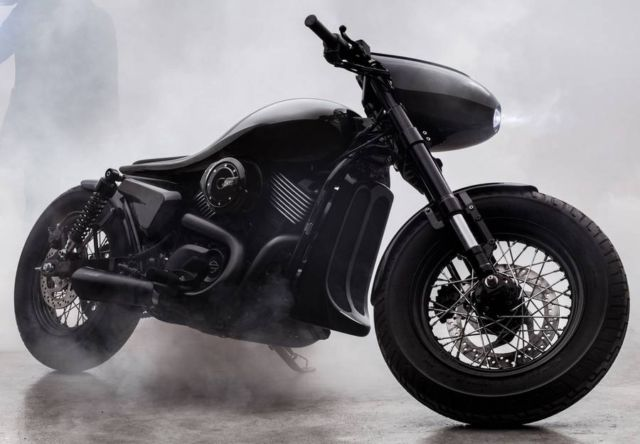 Bandit9 Dark Side Motorcycle