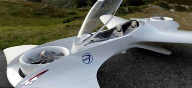 DeLorean Aerospace Flying Car (6)