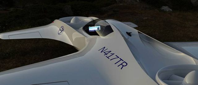 DeLorean Aerospace Flying Car (5)