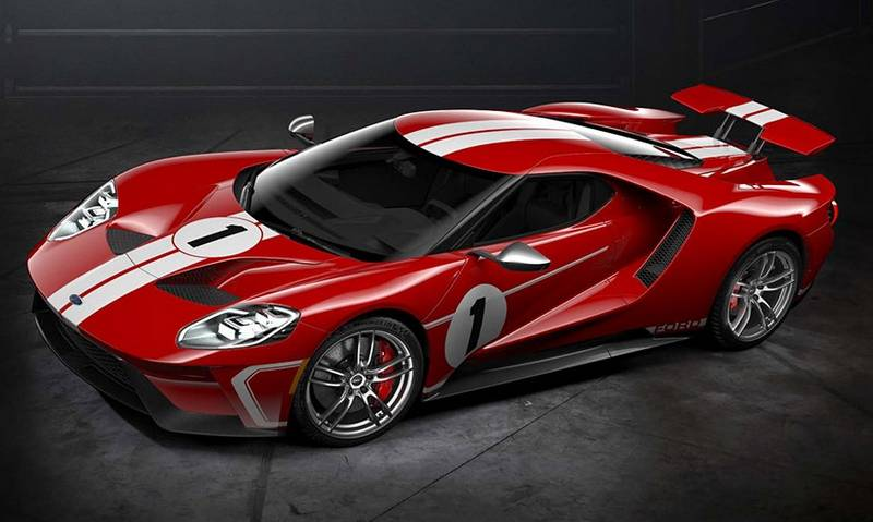 Ford GT '67 Heritage Edition (5)