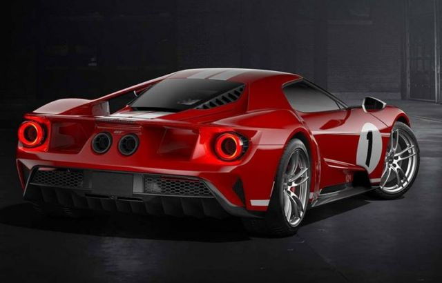 Ford GT '67 Heritage Edition (4)