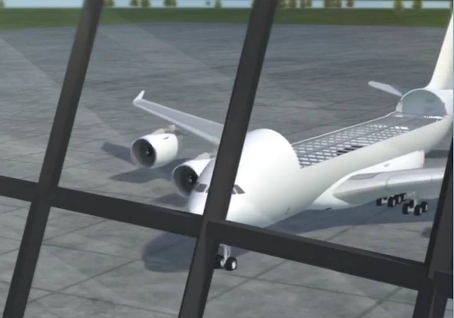 Future Aircraft by Airbus