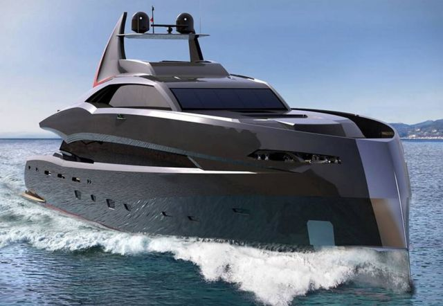 Gotham Project Yacht