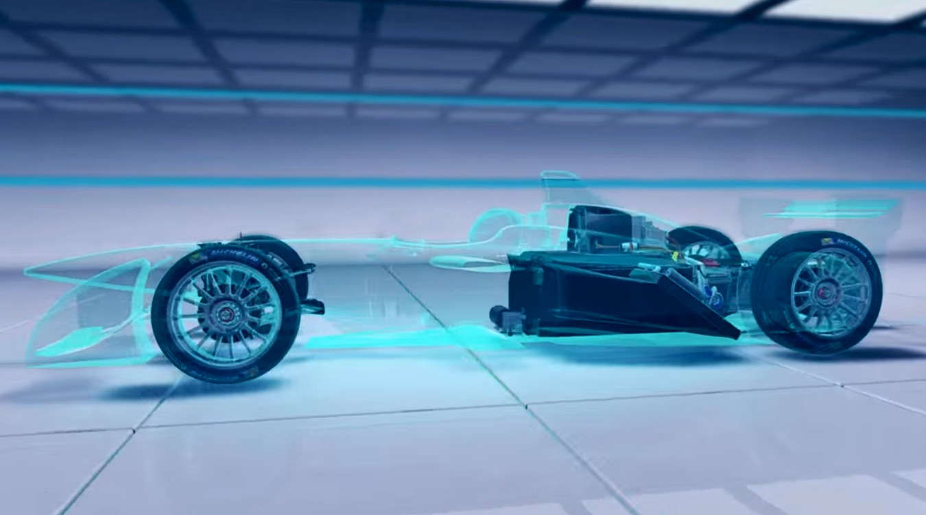 Wordlesstech How Do Electric Formula E Cars Work
