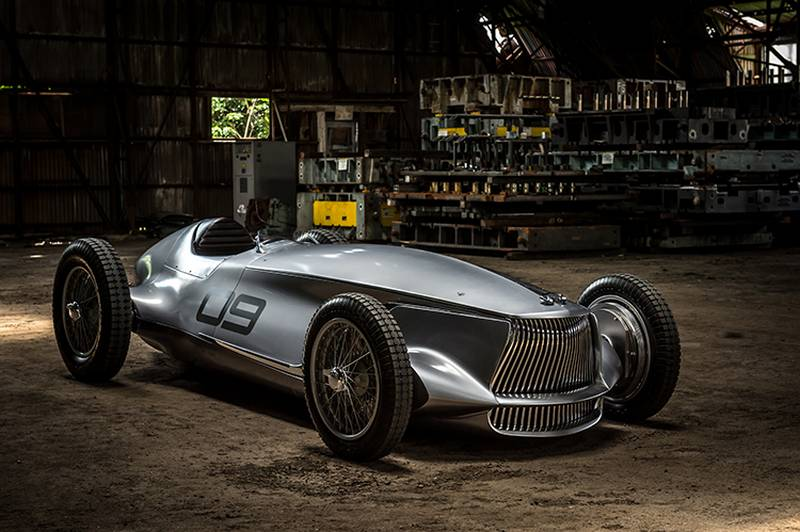 infiniti prototype 9 beautiful ev grand prix car wordlesstech. Black Bedroom Furniture Sets. Home Design Ideas