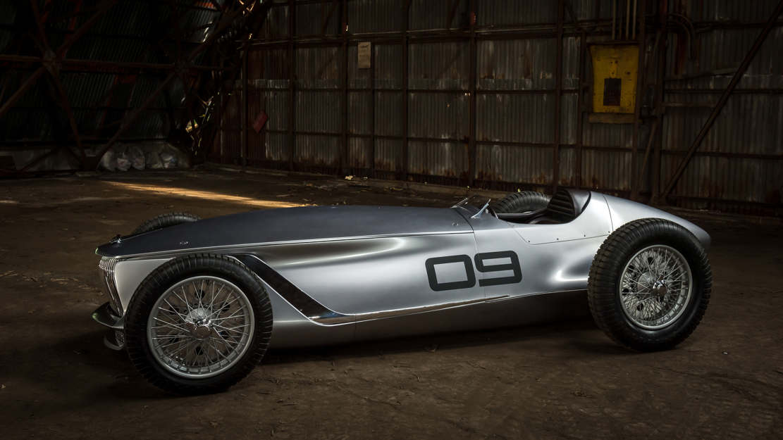 Infiniti Prototype 9 EV Grand Prix car (1)