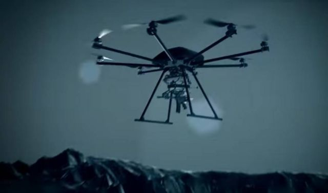Machine gun Drone (6)