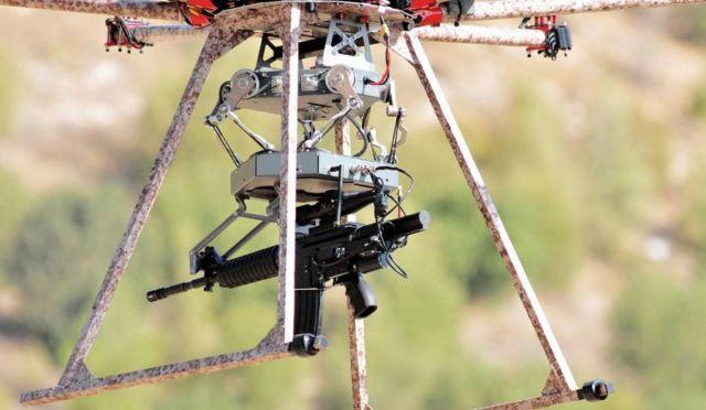Machine gun Drone (5)