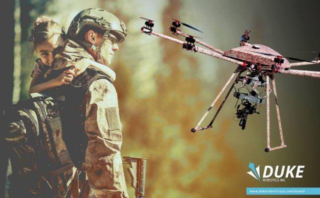 Machine gun Drone (4)