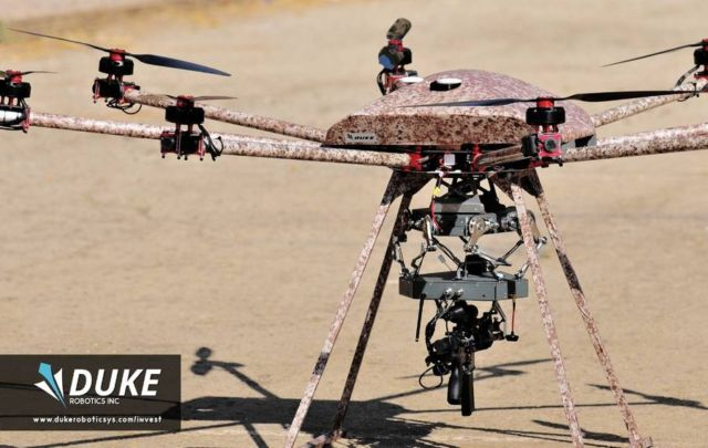 Machine gun Drone (2)