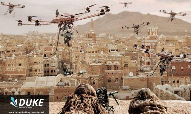 Machine gun Drone (1)