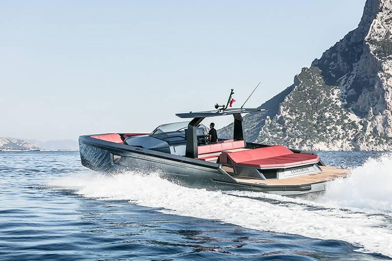 Maori 54' Yacht custom speedboat (10)