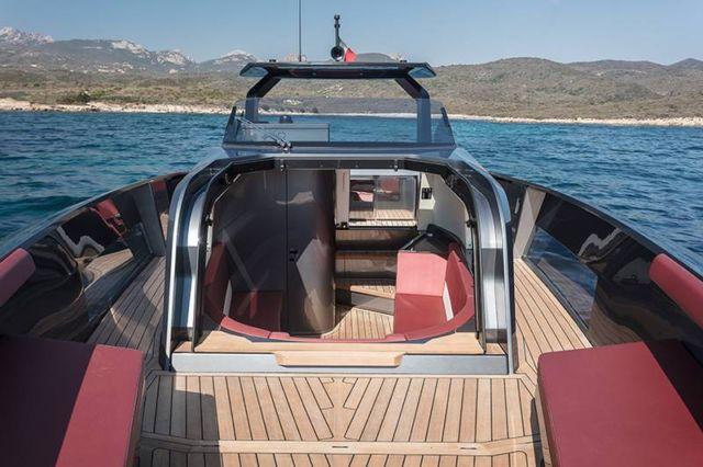 Maori 54' Yacht custom speedboat (8)