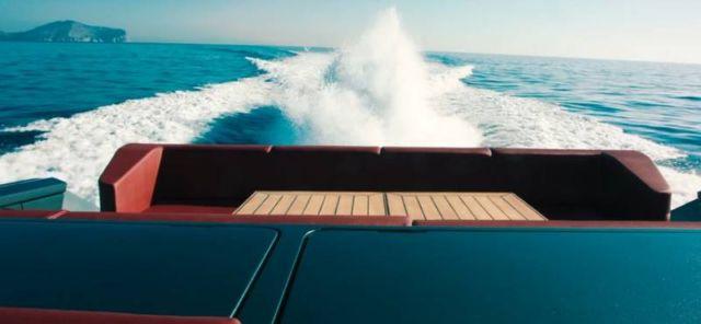 Maori 54' Yacht custom speedboat (4)