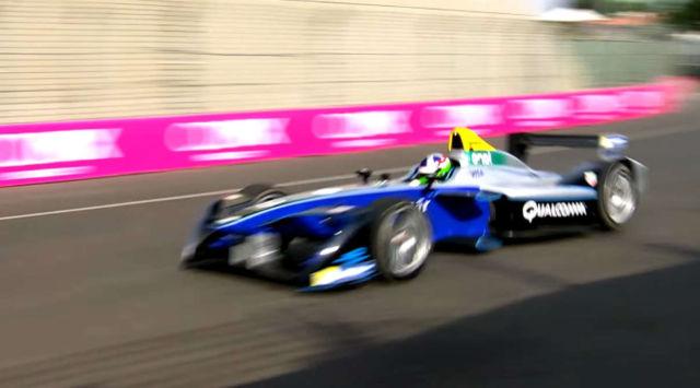 Porsche Joins Formula E