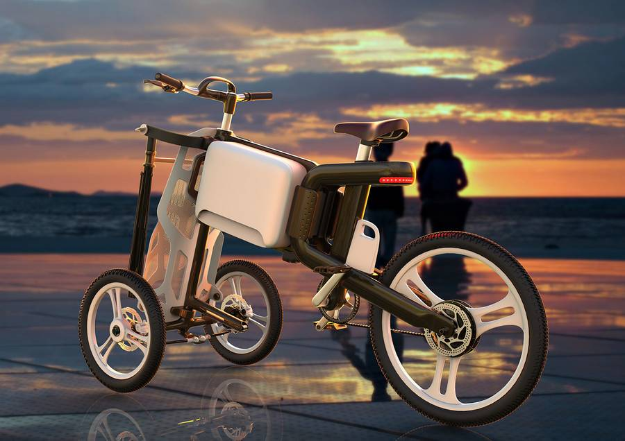 Solectrike future Mobility concept