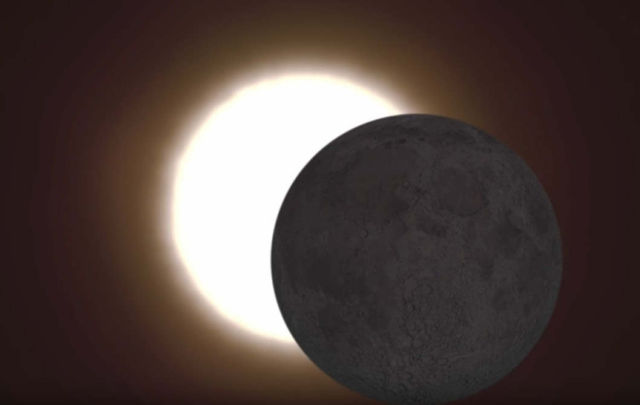 The Moon's Role in the upcoming Solar Eclipse