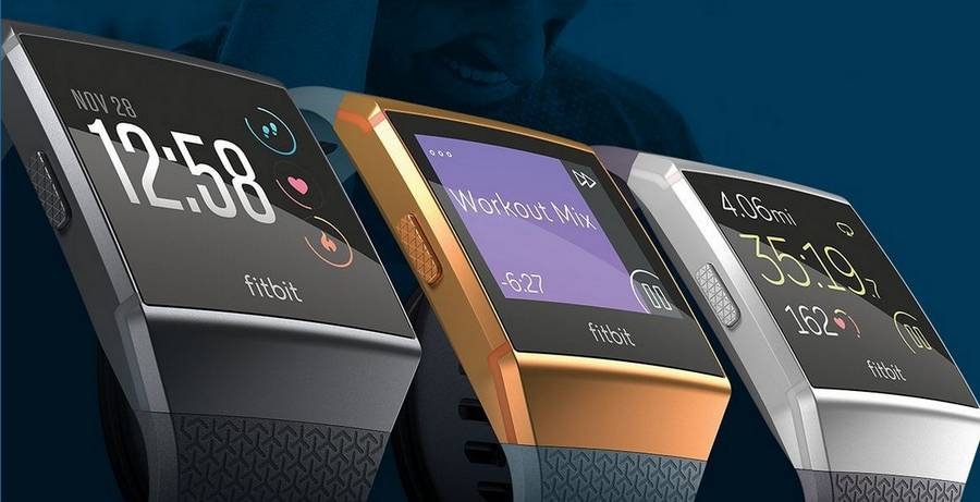 Fitbit Ionic watch (6)