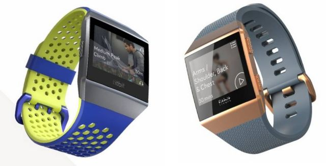 Fitbit Ionic watch (5)