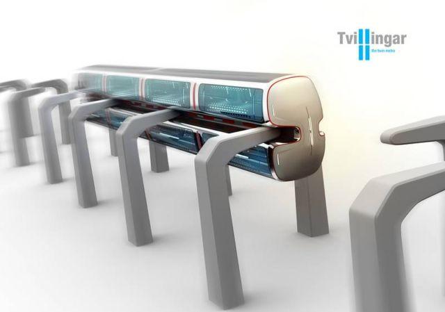 Twillingar twin Metro Train (7)