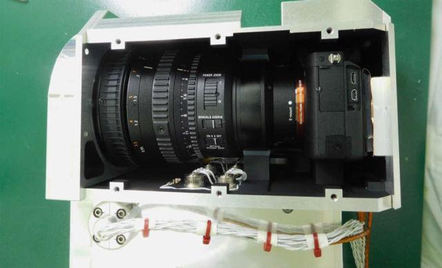 Sony's mirrorless α7S II