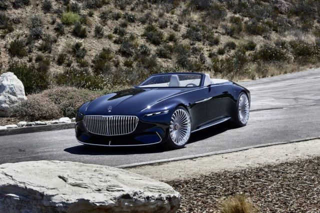 Vision Mercedes-Maybach 6 Cabriolet (3)