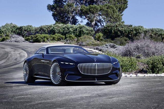 Vision Mercedes-Maybach 6 Cabriolet (10)