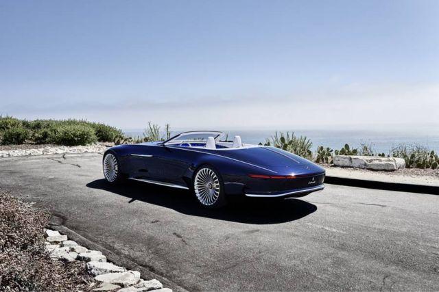 Vision Mercedes-Maybach 6 Cabriolet (9)