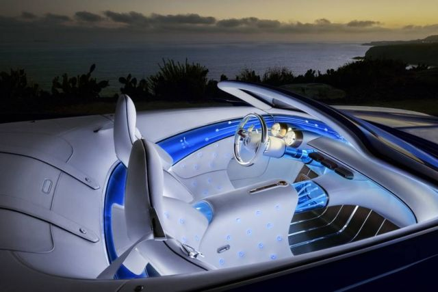 Vision Mercedes-Maybach 6 Cabriolet (5)