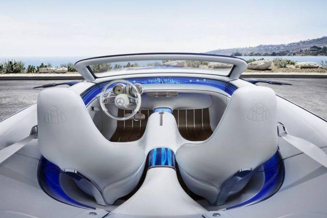 Vision Mercedes-Maybach 6 Cabriolet (4)