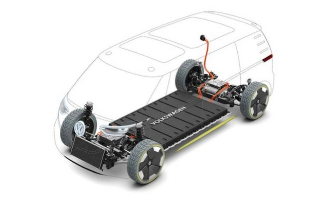 Volkswagen I.D. Buzz autonomous electric Kombi van (5)