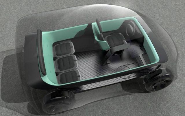 WeGo and MeGo purpose-built vehicles