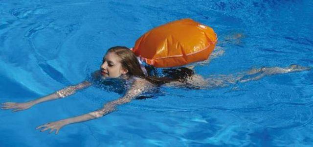 Wickelfisch swimming bag
