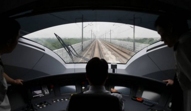 World's fastest Bullet Train enters service