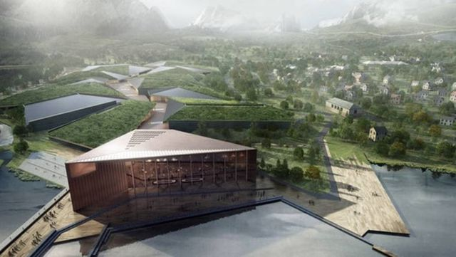 World's largest data center in Arctic Circle