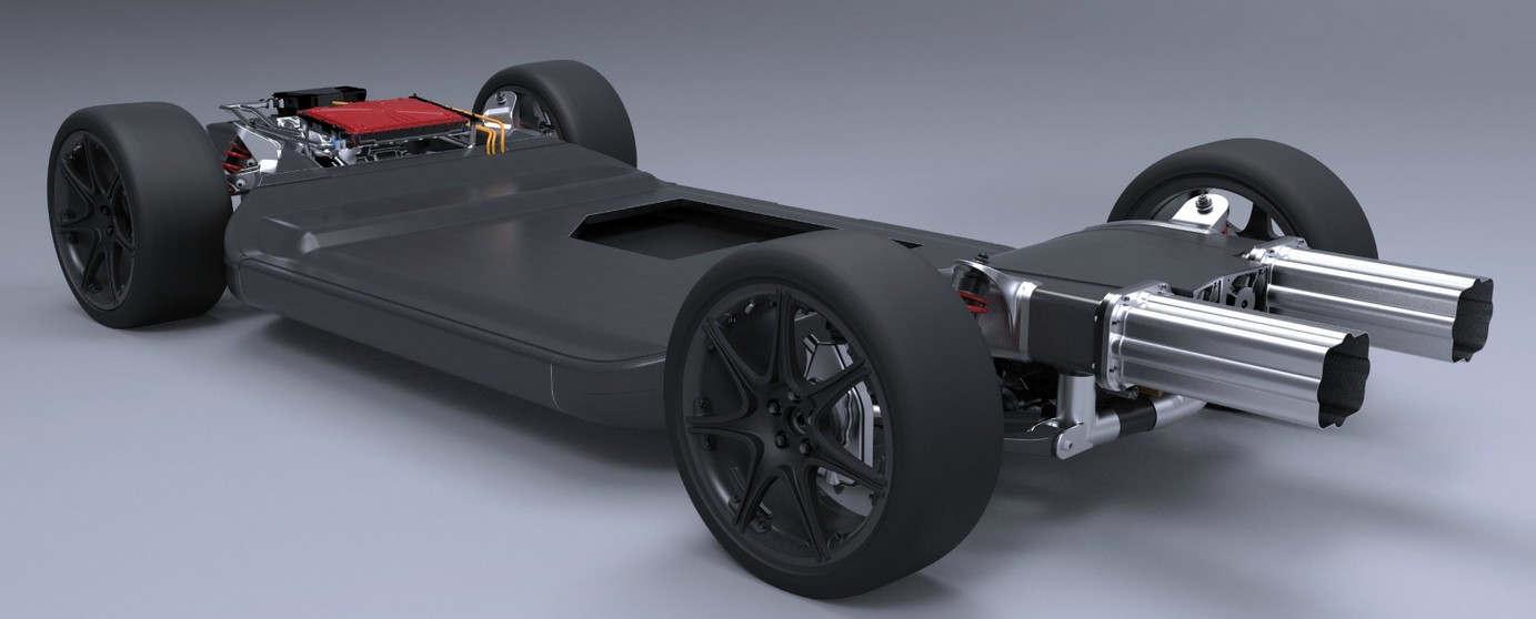A new Lightweight Electric Car Platform